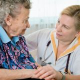 Home Health Care in West Orange NJ: End of Her Life Physical Stress